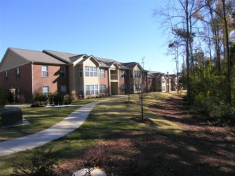 Park Place Apartments on Armour Road in Columbus, Georgia